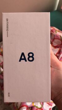 Galaxy A8 new in the box never used  Pointe-Claire, H9R 4R8