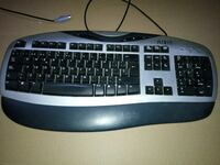 Teclado pc Airis  Madrid, 28027
