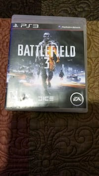 BATTLEFIELD 3 (PS3) Albuquerque