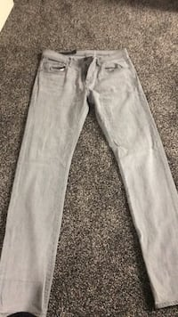 Men's grey authentic Armani jeans brand new Edmonton, T6M 2L2