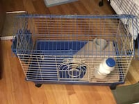 blue and white pet cage Germantown, 20876