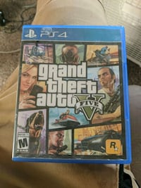 Grand Theft Auto Five PS4 game  Boise, 83705