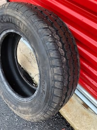1—235/65R16  / C  6/ply  tire. Lombard, 60148