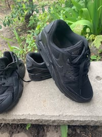 Black Nike Air Max (Women) Mississauga, L4Y 3A8