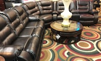 Reclining Sectional Sale! Brand New! Must See Amazing Price New York, 11435