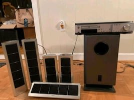 *Onkyo* Home Theater System