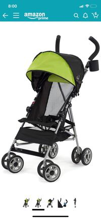 Umbrella stroller $50 final price
