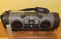 JVC Powered Woofer CD System