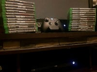 Xbox One Bundle + 25 games Toronto, M1H 2R9