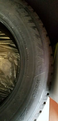 set snow tires Mississauga, L5R 2P7