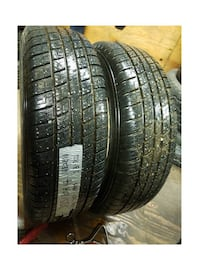 am selling A set of two NEW ___ 205/70R14 ____ all season NEXEN __ tires Port Coquitlam