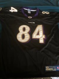 Black and white nfl jersey Baltimore, 21213