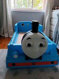 Thomas the train toddler bed Vaughan, L4L 1E6