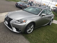 2016 Lexus IS300 AWD Calgary