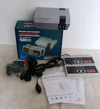 Brand new mini Nintendo with 620 games in 1  Portland, 97236