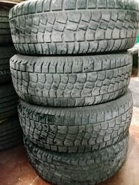 235/70r16 winter snow tires. 100 for 4 Newmarket, L3Y 7T6