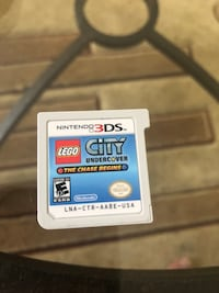 Lego City Undercover: The Chase Begins - Nintendo 3DS Toronto, M1S