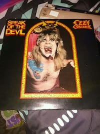 Speak of the devil album cover Summerville, 29483