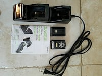 Xbox 360 nyko charger and batterys