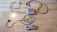 Super Nintendo Mini + controller