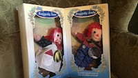 Raggedy Ann and Andy collector Oregon, 43616