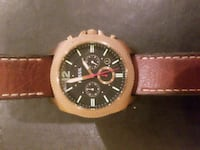 Mens fossil chronograph watch  Surrey, V3T 2R5