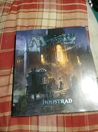Magic the gathering book innistrad!