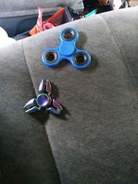 blue and black fidget spinners Sylvester, 31791