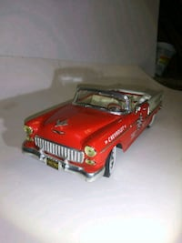 Chevrolet - Bel Air - 1955 small scale 1/18 model Anaheim, 92802