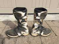 Fox Comp 5 Motocross Boots Size 6 London, N6H 0B9