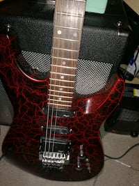 Im offing electric guitar profile professional  Calgary, T2N 1W1