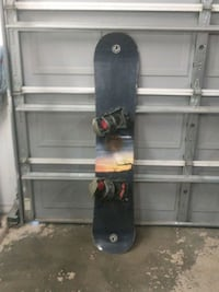 K2 fat Bob 156cm snowboard with bindings Las Vegas, 89118