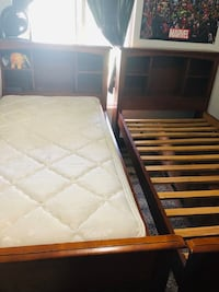 Twin beds with drawers Visalia, 93277