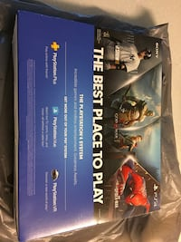 SONY PS4 1TB brand new Fairfax, 22035