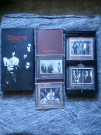 The Doors box set  Greenville, 29601