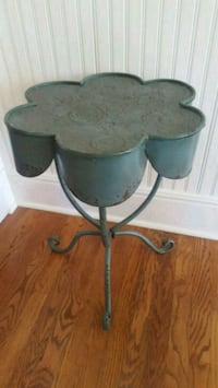 Cost Plus Metal Side Table