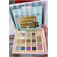 2016 Too Faced Christmas in New York The Chocolate Shop Kit 540 km