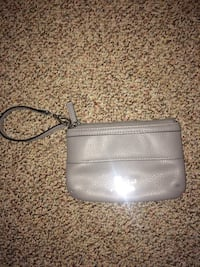 Grey Guess hand bag