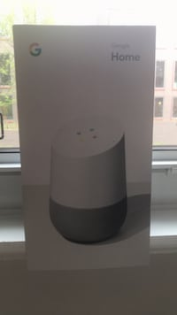 Google home (brand new, never been used) Washington, 20003