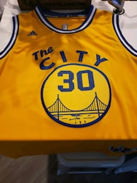 Curry Golden State Warriors 'The City' Large Peoria, 85382