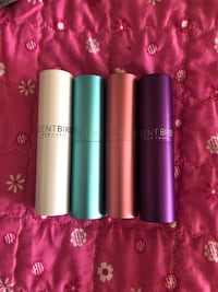 4 Scentbirdncases in assorted colors  Los Angeles, 90006