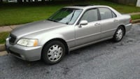 Acura - RL - 2003 Washington