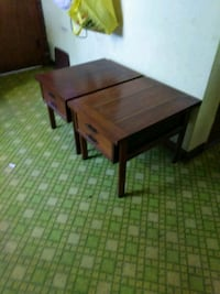 Two end tables/nightstands Chattanooga, 37405