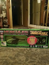 Hercules Unbreakable Helicopter 3.5 remote control Capitol Heights, 20743