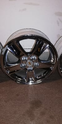 OEM H5290 CHEVROLET HHR 16x6.5 Contoured5 Spoke, Raised Edges 4 Wheels - $150