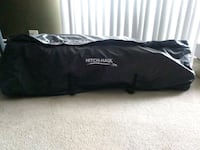 Car cargo bag with straps great shape Vancouver