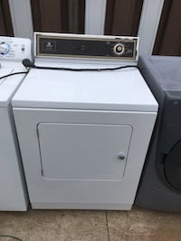 Maytag White front-load clothes dryer Mississauga, L4W 3T4