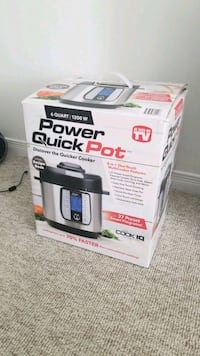 Multi cooker, still in box. Includes everything London, N6C 4P9