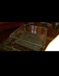 Solid Ion Glass Table with matching table  Upper Marlboro, 20735