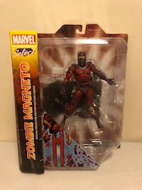 Marvel Select Zombie Magneto Figure  New York, 10036